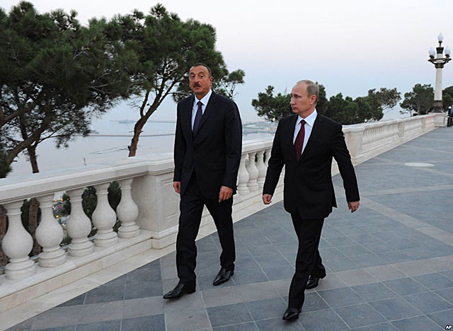 Putin Brings Disappointment Back from Baku