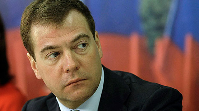 Questions for Medvedev