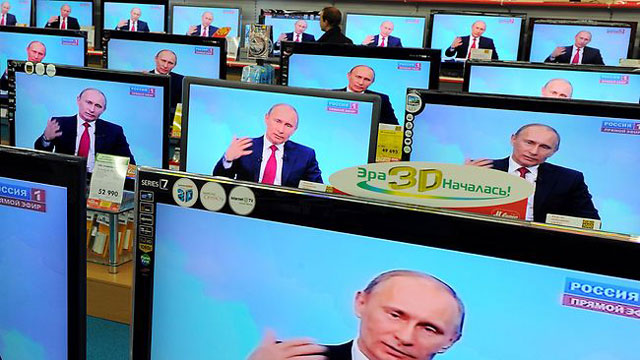 The Kremlin's Voice: 10 Years Without Independent TV in Russia