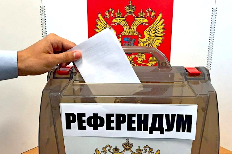 "Why Putin Needs a ""Nationwide Vote"""