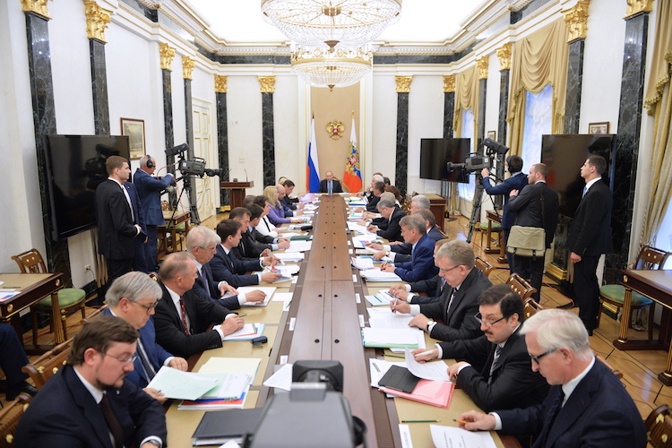 Sergey Aleksashenko: No Good News for Russia's Federal Budget, But the Government's in No Hurry
