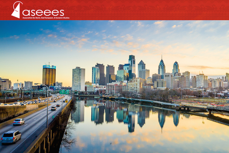 IMR to Participate in 47th Annual ASEEES Convention in Philadelphia