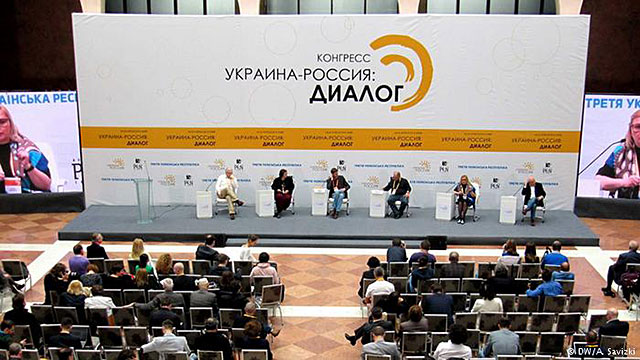 The Ukraine-Russia Forum in Kiev: a Platform for Dialogue