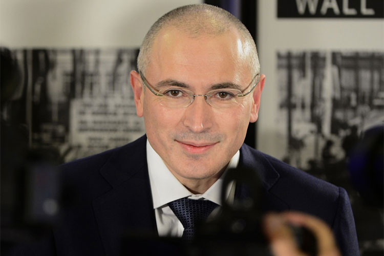 "Mikhail Khodorkovsky: ""You, Not Putin, Are the Source of Power"""