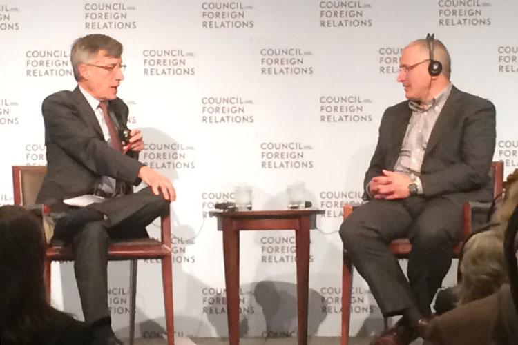 "Mikhail Khodorkovsky: ""Russia's problem is not just Putin"""