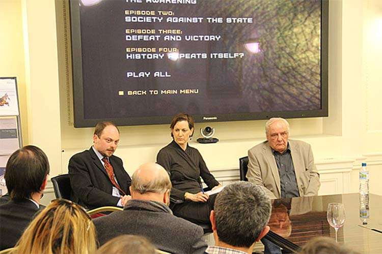 """Saving the Honor of Russia"": Film on Soviet Dissidents Presented in London"