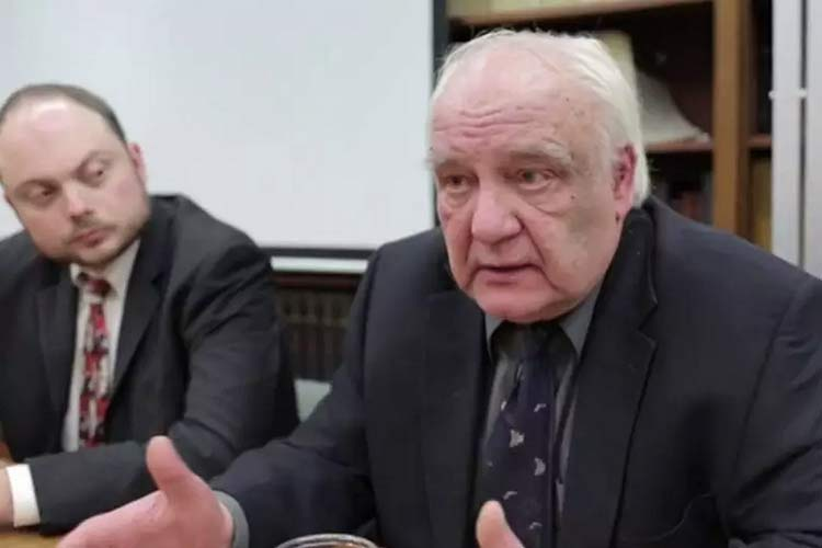 VIDEO: IMR Discussion with Vladimir Bukovsky