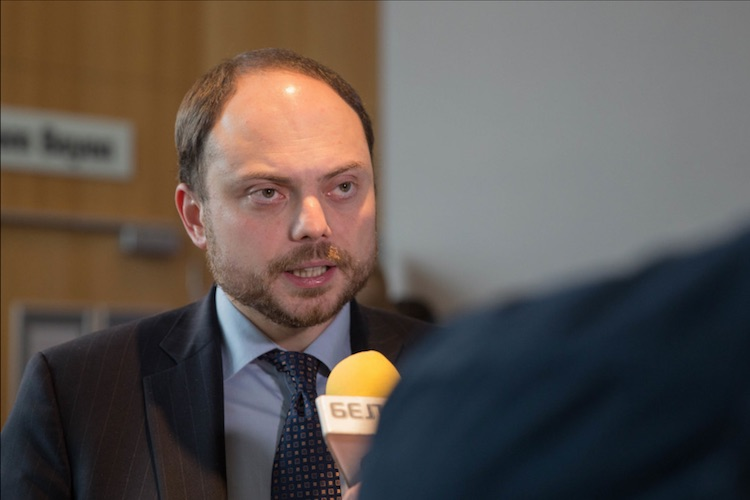 "Vladimir Kara-Murza: ""I've Always Been and Always Will Be with Open Russia"""