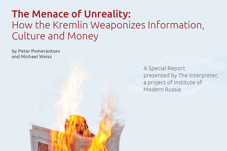 How to Counter the Kremlin's Information War