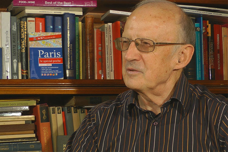 "Andrei Piontkovsky: ""Putin's Concept of the 'Russian World' Threatens All Territories with a Russian Population"""