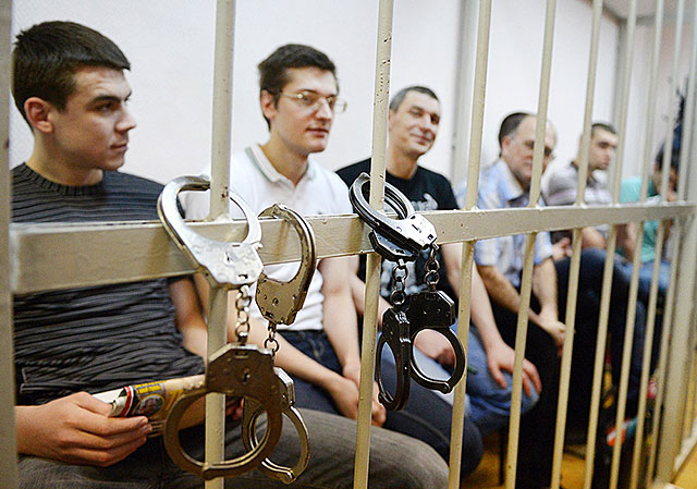 Verdict for Prisoners of the Bolotnaya Case Is a Verdict for Russian Society