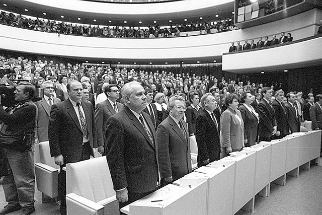 When Russian Parliament Was a Place for Discussion: on the 20th Anniversary of the First State Duma