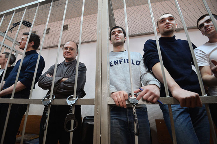 Russia's Political Prisoners: The Updated List