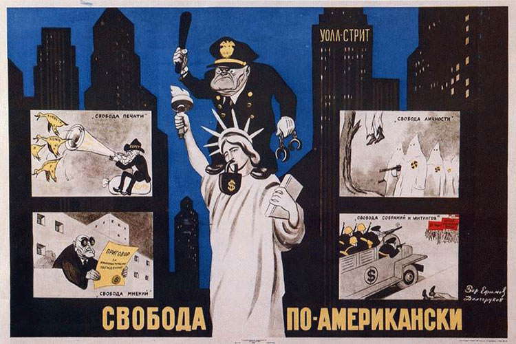 International Propaganda: The Russian Version