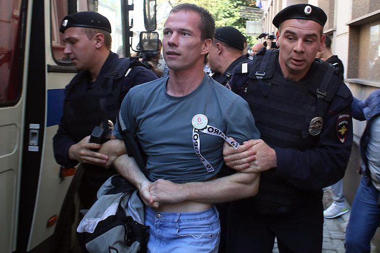 The Case of Ildar Dadin: Restoration of Bolshevik-Style Law?