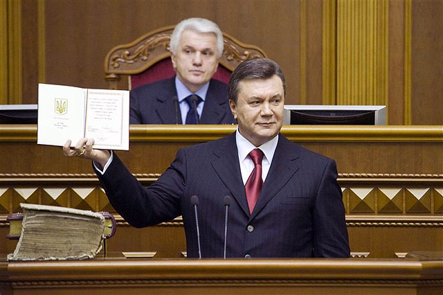 The Difficult Destiny of the Ukrainian Constitution