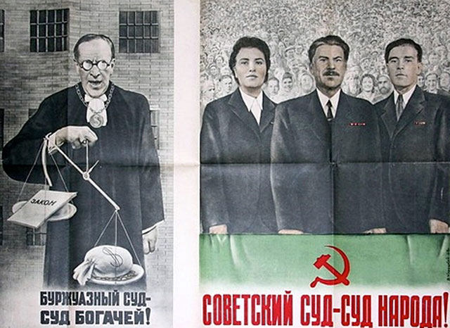 The Soviet Legacy: The Impact of Early Bolshevik Law Felt Up to the Present