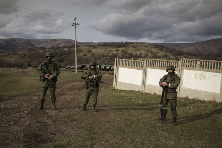 Verbal strategies from Kosovo to Crimea. Part Two