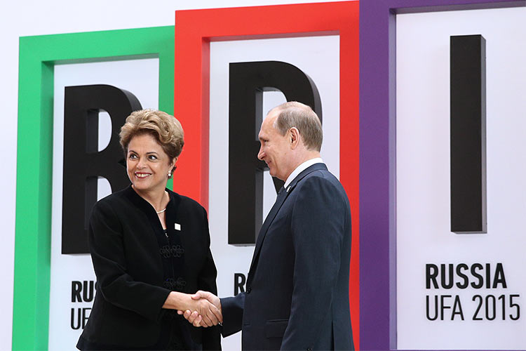 Crisis in Emerging Markets: Is Russia Better Off Than Brazil?