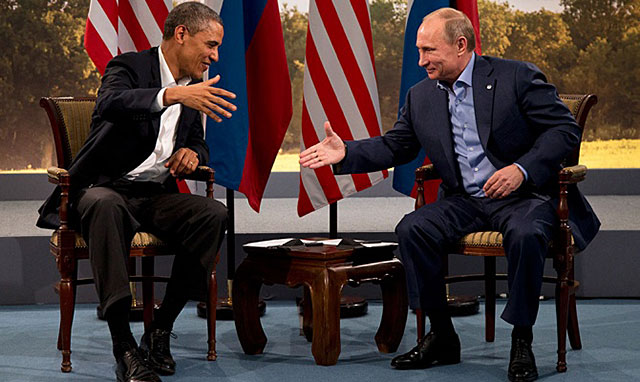 U.S.-Russia Relations in 2013: A Year of Living Ambiguously