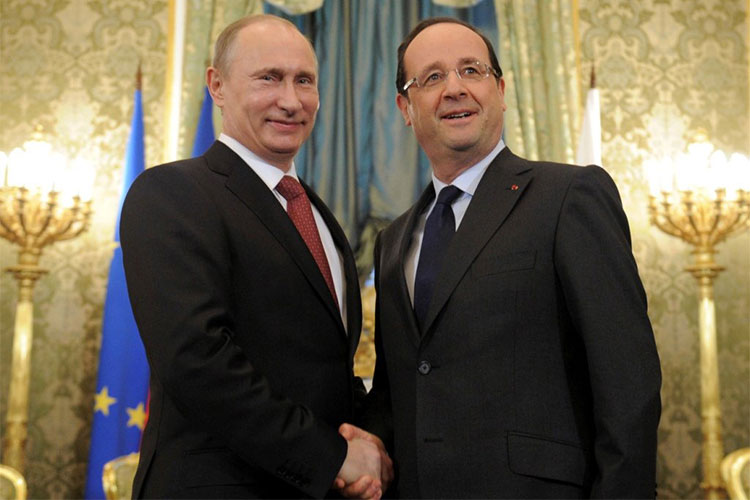 Russia and France: Closer Ties Fated by Blood?