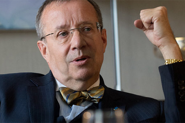 "Toomas Hendrik Ilves: ""As soon as Russia becomes a democratic country, its best relationship will be with Estonia"""
