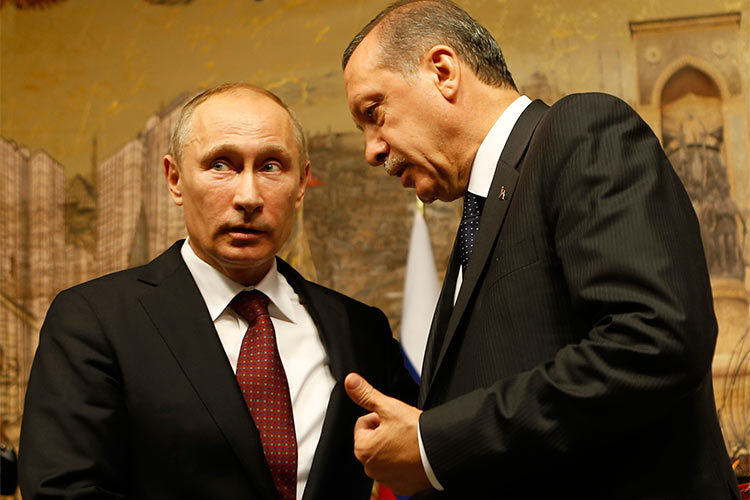 "Why the ""Putinization"" of Turkey Has Failed"