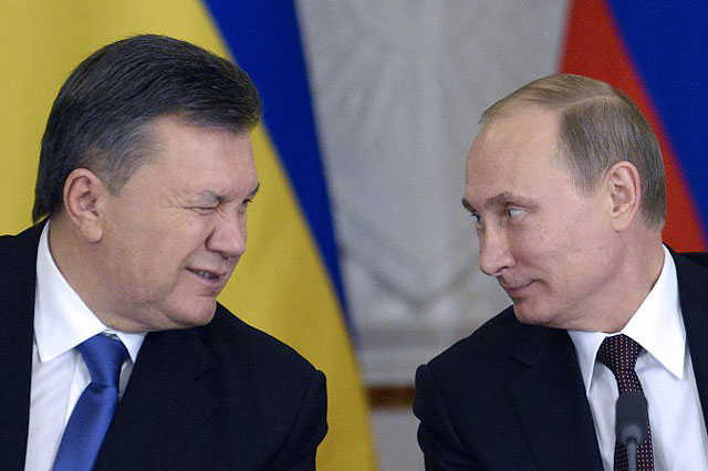"Ukraine and Russia: An Expensive ""Brotherhood"""