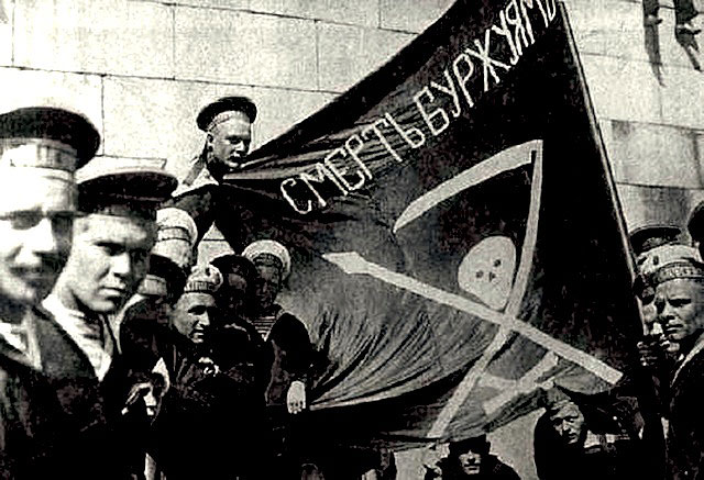 an analysis of the fall of the russian monarchy in 1917 On nov 7, 1917, russia's bolshevik revolution took place as forces led by vladimir ilyich lenin overthrew the provisional government of alexander kerensky the provisional government came to power after the february revolution resulted in the russian monarchy being overthrown in march 1917.