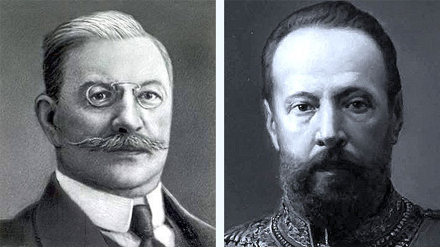 The Catastrophe: Russia and the First World War
