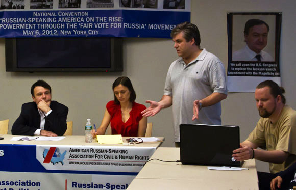 Russian-Speaking Americans: United to Help