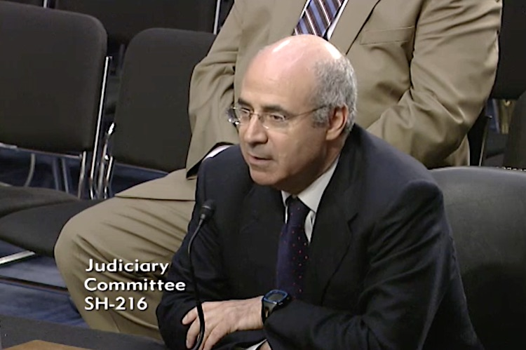 Bill Browder Calls for FARA Improvement to Deter the Kremlin Influence