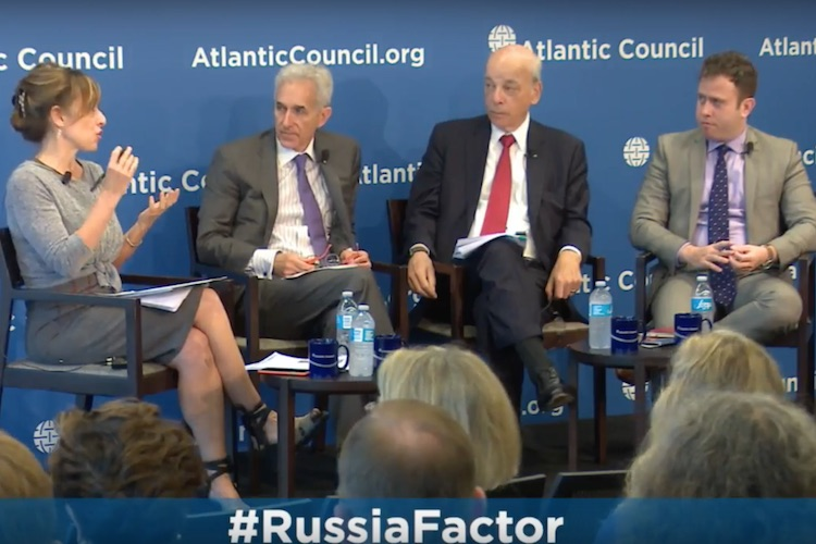 U.S. Experts Discuss Whether Russia's RT Should Be Registered as a Foreign Agent