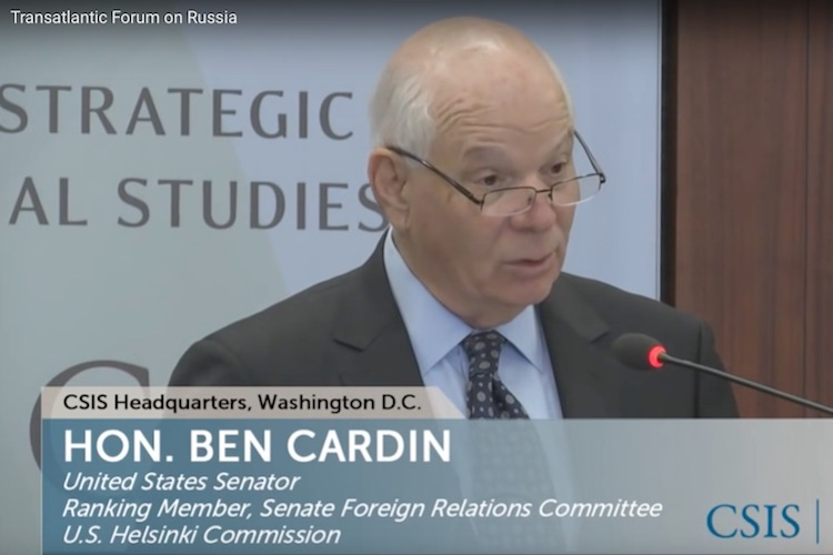 "Transatlantic Forum on Russia: How the West Needs to Address the ""Russia Challenge"""