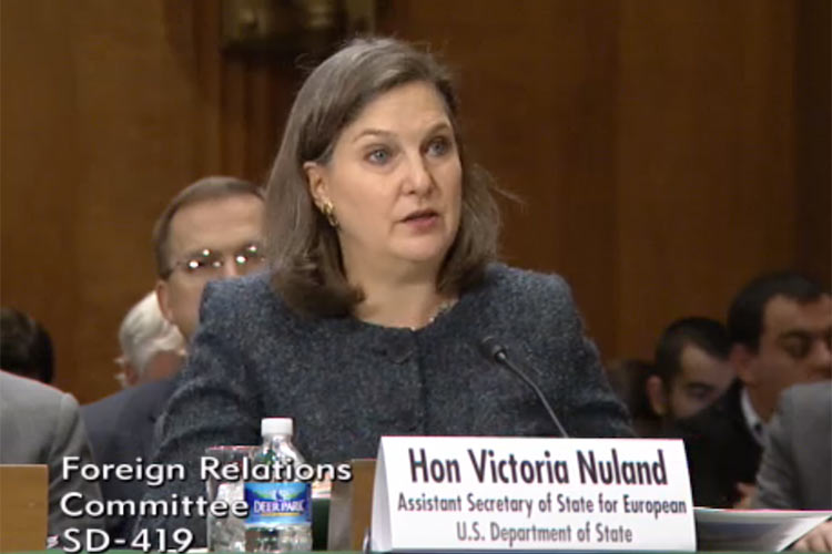 'U.S. Policy in Ukraine': Senate Foreign Relations Committee Discusses Eastern Europe