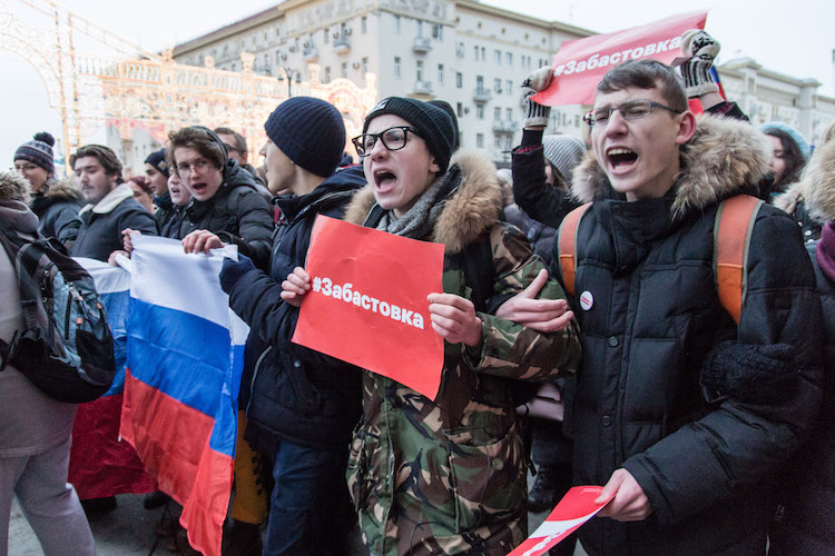 "Kremlin Report, Voters' Strike, ""Death of Stalin"""