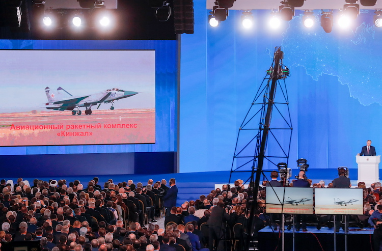Putin's War, Miraculous Weapon, Conflict of Uniquenesses