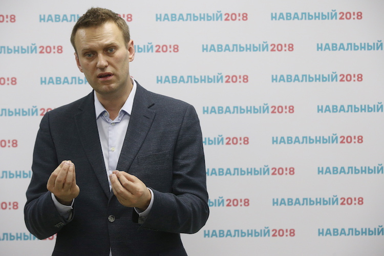 Navalny and Democratic Coalition, the Kremlin's 2018 Campaign, Eurovision 2017 Controversy