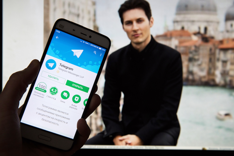 New Reality, After Syria, Telegram Ban