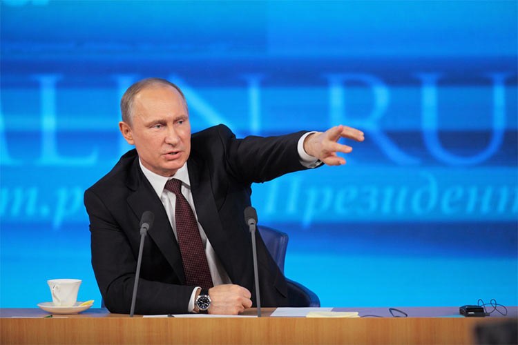 Putin's Fascism, ISIS on the Move, and Real Reforms in Ukraine