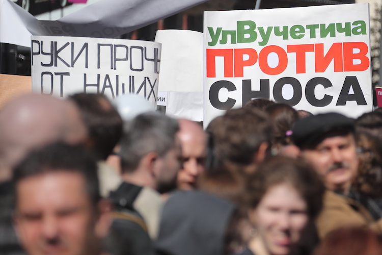 The Khrushchovki Protests, Is Putin a Populist? And the Kremlin Aggression as Political Narcissism