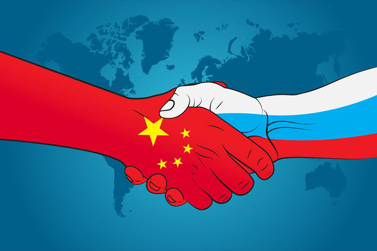 Russia-China Friendship, the Economy in Crisis, and the Putin Paradox