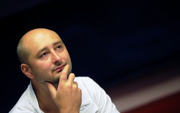 Babchenko's Fake Death, Russian Davos, Governors Purge