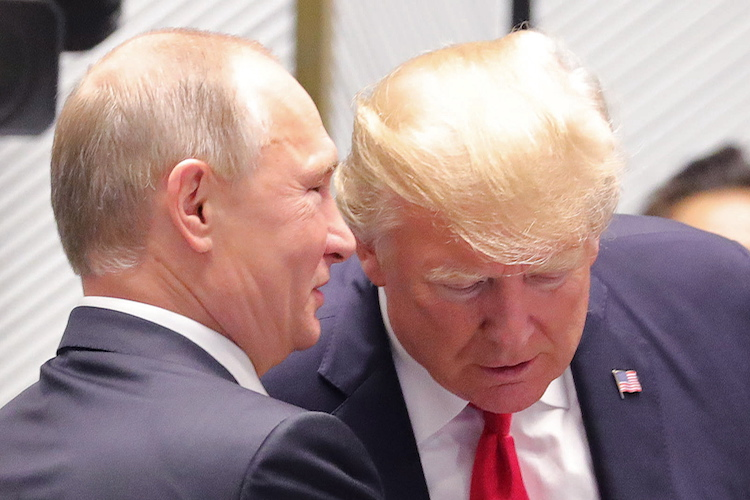 Putin-Trump Summit, Unpopular Pension Reform, Moscow Election Filters