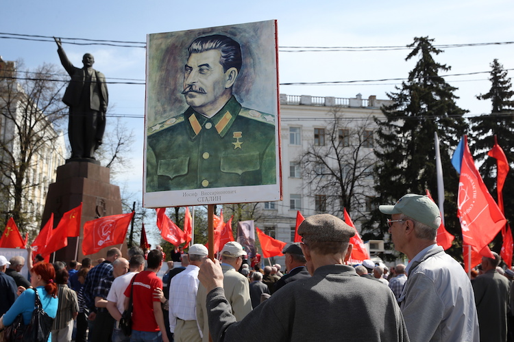 An Unbreakable Regime, The Mystery of Not-Zygar, and the Stalin Question