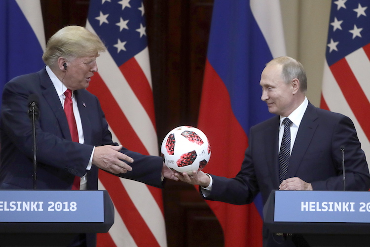Helsinki Summit Results, FSB vs ICR, World Cup Aftermath