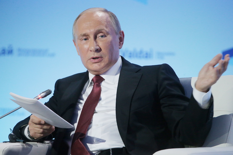Cold War 2.0, Realistic Reset with Putin, and Russia's New Abnormality