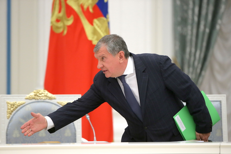 Sechin's Acceleration, the Karagodin Effect, and New Plan for Ukraine's Crisis