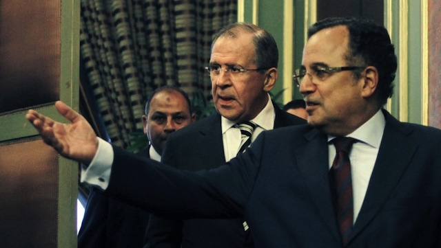 Why Russia Needs Egypt