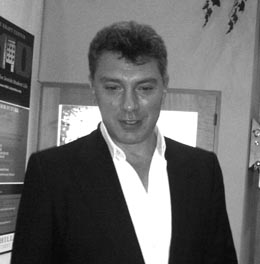 Boris Nemtsov: Putinism is Corruption